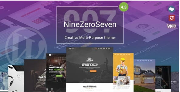 907 - 34+ Portfolio WordPress Themes For Resume [year]