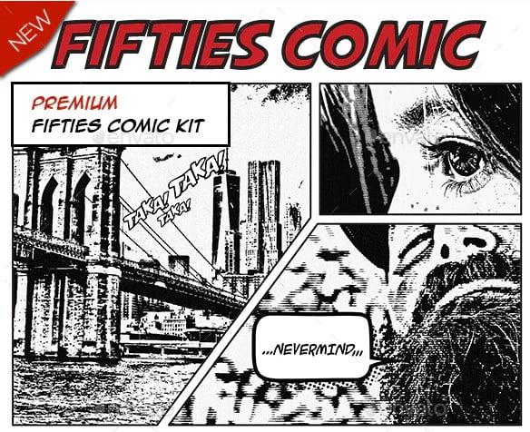 Comic-Style-Illustrations - 38+ Marvelous Comic Style Illustrations [year]