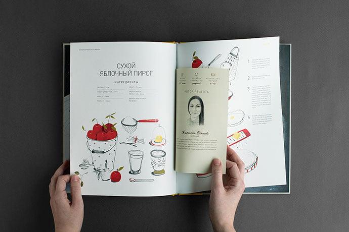 Culinary-Almanac - 35+ Creative Free Cookbook Designs Example [year]
