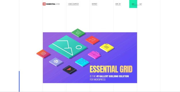 Essential - 28+ Essential Grid Layout WordPress Plugins [year]
