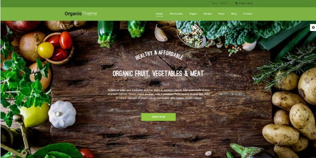 Farm-Food-Business - 39+ Best Fruit & Vegetable WordPress Themes [year]