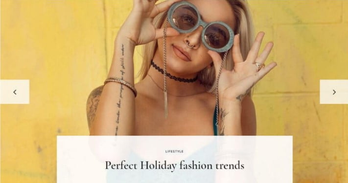 Fashion-Lifestyle - 35+ Free WordPress Blossom Themes and Templates [year]