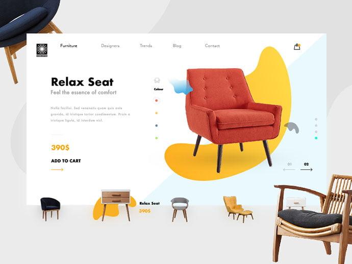 Furniture-Ecommerce-Shop