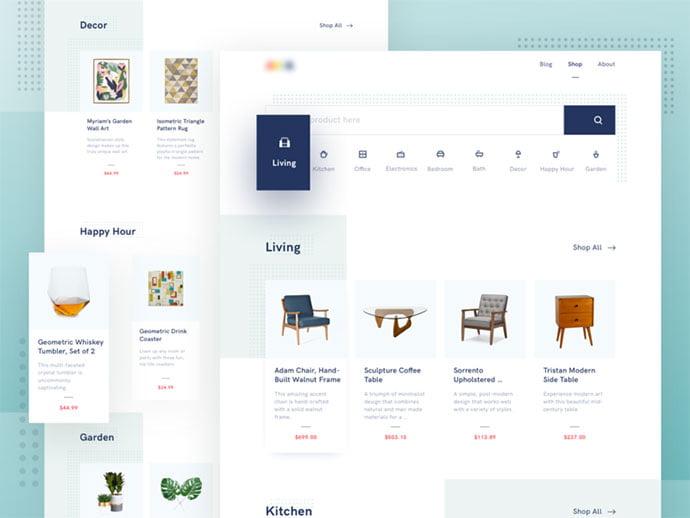 Furniture-Shop-Exploration