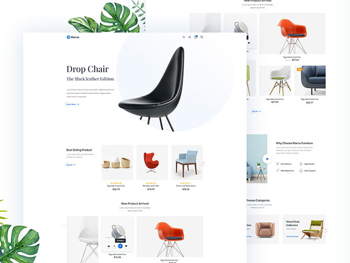 Furniture-Website-Home