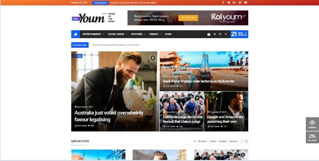 Kolyoum-News