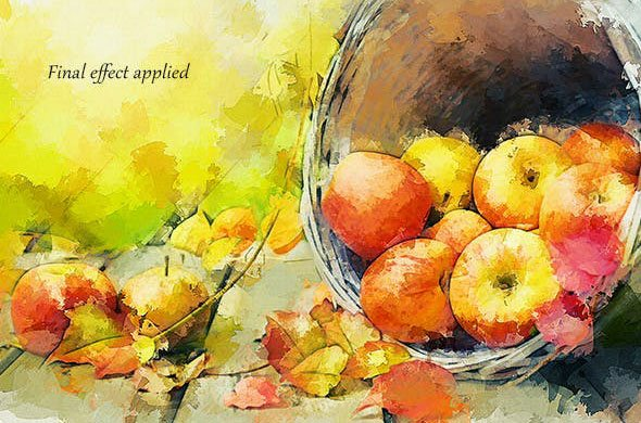 Modern-Art - 33+ Beautiful Impressionist Art Photoshop Actions [year]