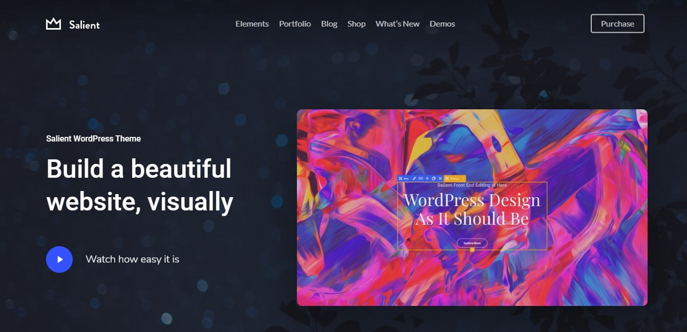 Portfolio-WordPress-Themes - 34+ Portfolio WordPress Themes For Resume [year]