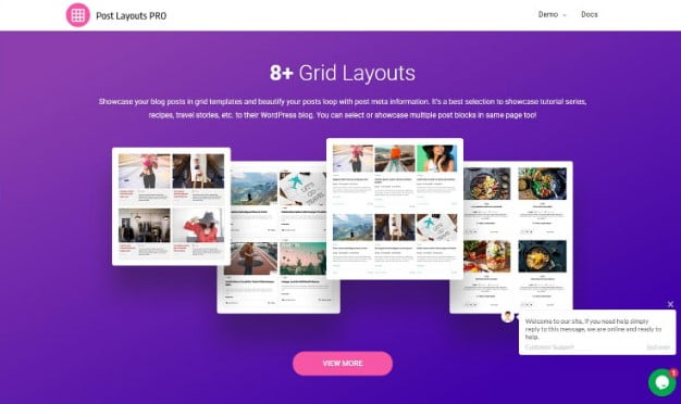 Post-Layouts - 28+ Essential Grid Layout WordPress Plugins [year]