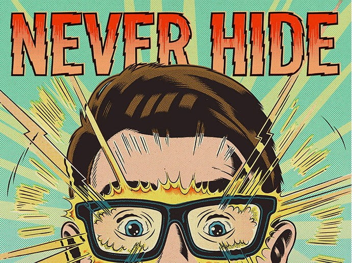 Ray-ban - 38+ Marvelous Comic Style Illustrations [year]