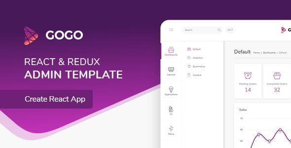 React-Admin-Dashboard-Templates - 38+ Amazing React Admin Dashboard Templates [year]