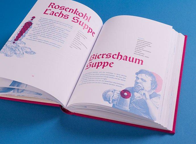Rezepte - 35+ Creative Free Cookbook Designs Example [year]
