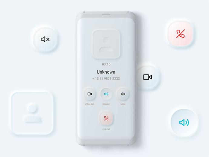Soft-Ui - 43+ BEST FREE Neumorphism UI Design SAMPLE