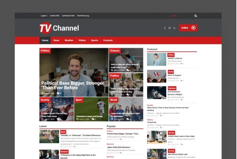 TVChannel
