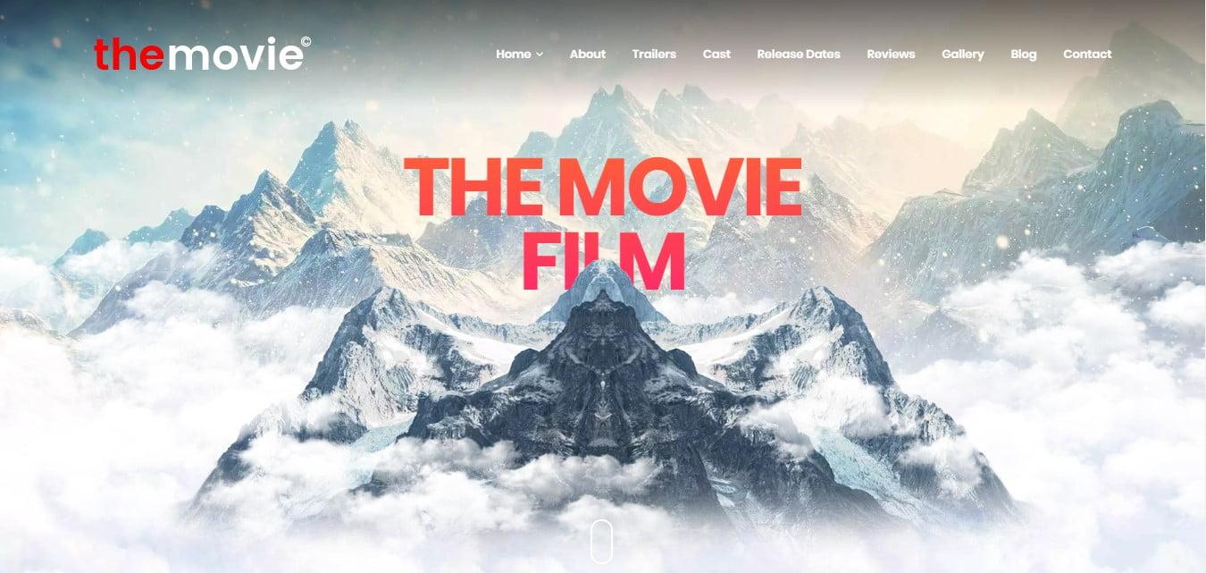 WordPress-Movie-Templates