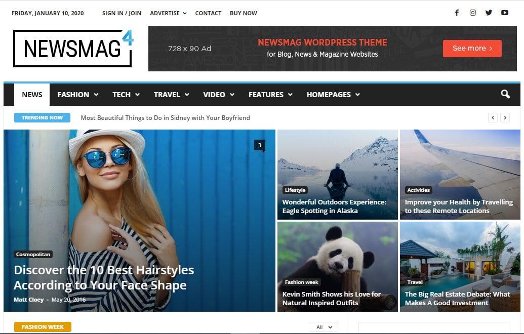 WordPress-News-Templates - 38+ Awesome WordPress News Templates [year]