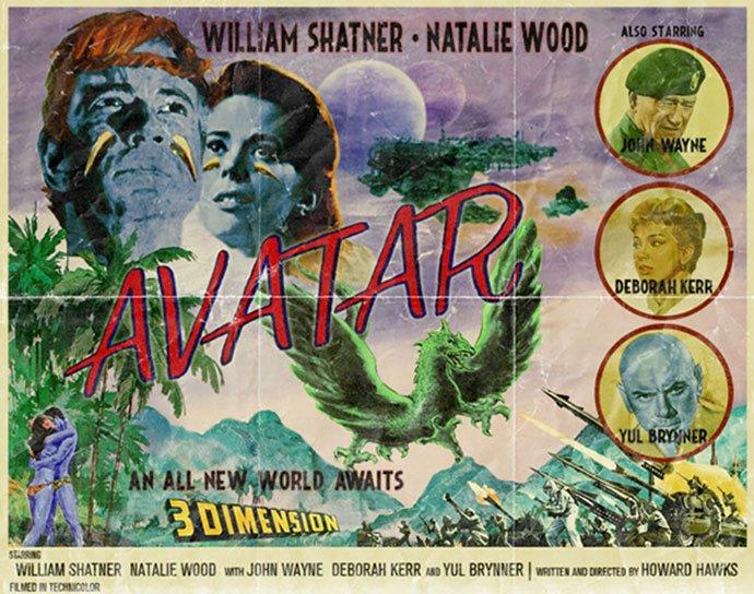 "What-If…""-Movies-Reimagined - 39+ Best BEST Free Retro & Vintage Movie Design [year]"