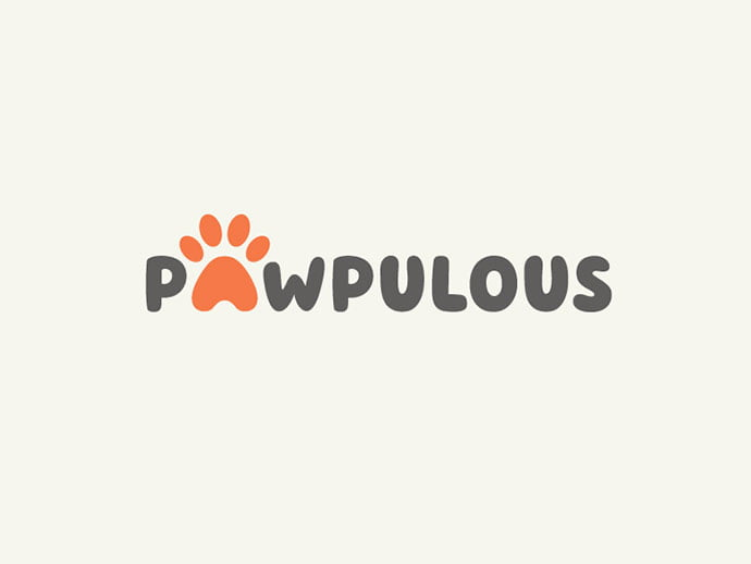 A-Paw - 38+ Nice 100% Free Letter Substitution Logo Designs [year]