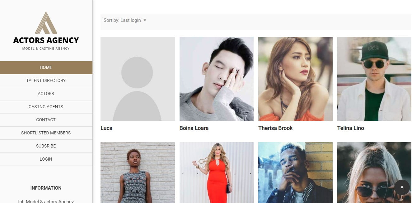 Actors-WordPress-Themes - 37+ Awesome Actors WordPress Themes [year]