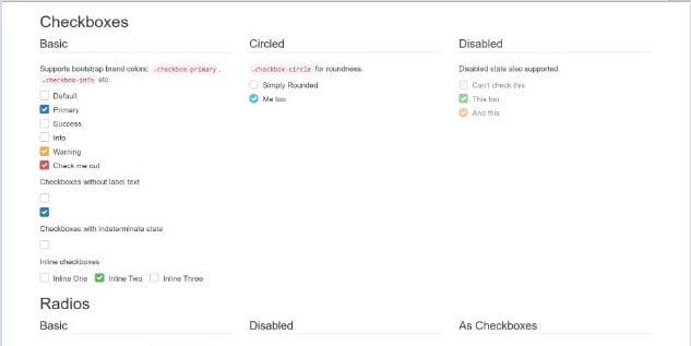 Awesome - 38+ Amazing 100% Free Bootstrap Web UI KIT [year]