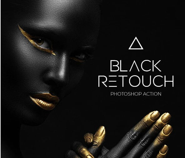 Black-White-Photoshop-Actions - 34+ Awesome Black & White Photoshop Actions [year]