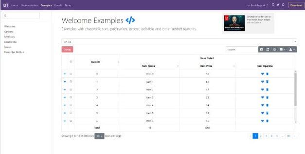 Bootstrap - 38+ Amazing 100% Free Bootstrap Web UI KIT [year]