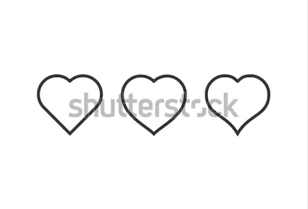 By-Ermin13 - 36+ Lovely Free Heart Vector Images From Shutterstock [year]