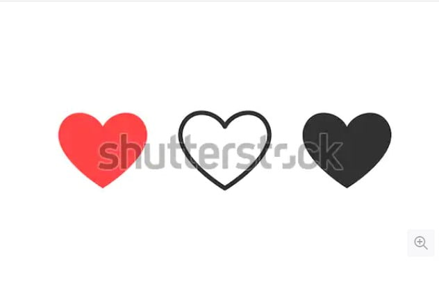 By-IIIerlok_xolms - 36+ Lovely Free Heart Vector Images From Shutterstock [year]