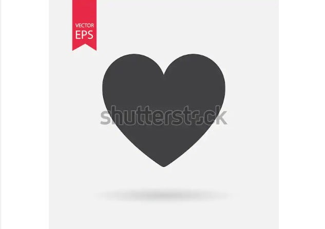 By-Irina-Adamovich - 36+ Lovely Free Heart Vector Images From Shutterstock [year]