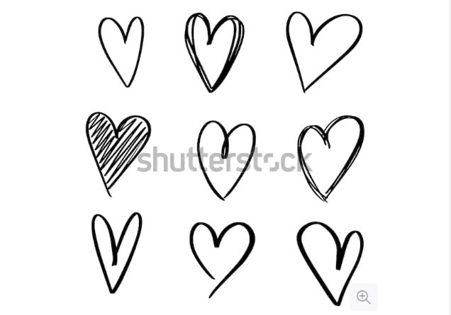 By-Rebellion-Works - 36+ Lovely Free Heart Vector Images From Shutterstock [year]