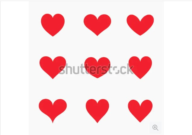 By-Studio-Barcelona - 36+ Lovely Free Heart Vector Images From Shutterstock [year]