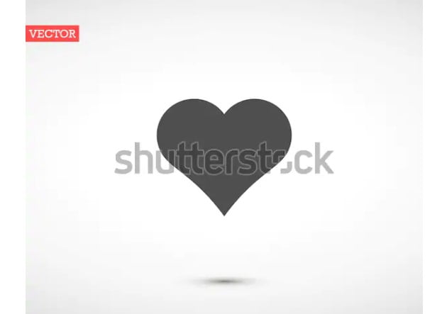 By-TERPENIE - 36+ Lovely Free Heart Vector Images From Shutterstock [year]