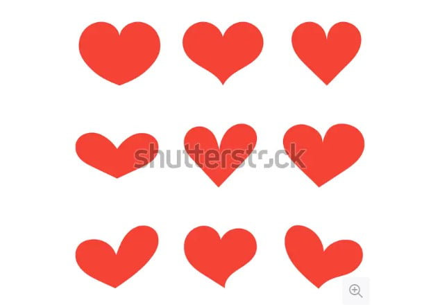 By-The_Believer_art - 36+ Lovely Free Heart Vector Images From Shutterstock [year]