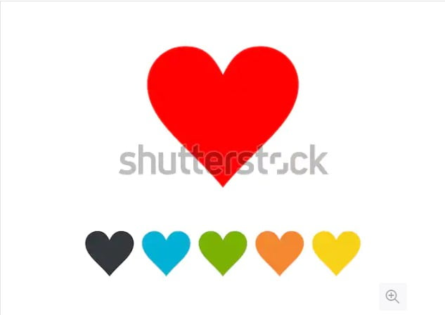 By-Wehart - 36+ Lovely Free Heart Vector Images From Shutterstock [year]