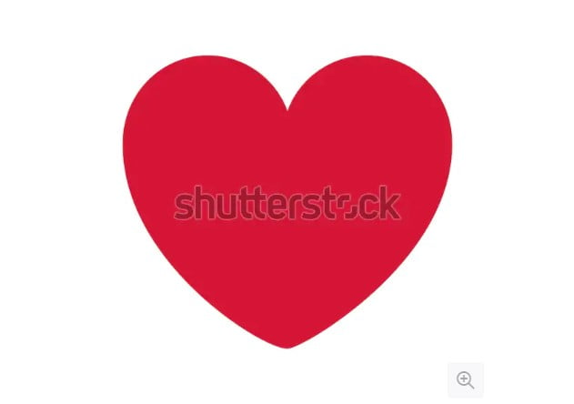 By-grmarc - 36+ Lovely Free Heart Vector Images From Shutterstock [year]