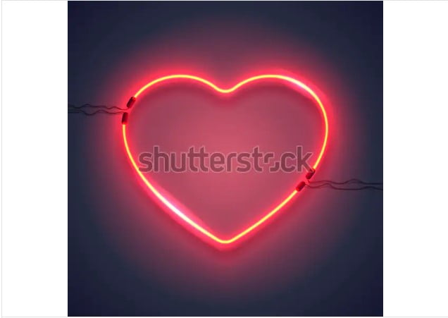 By-morokey - 36+ Lovely Free Heart Vector Images From Shutterstock [year]