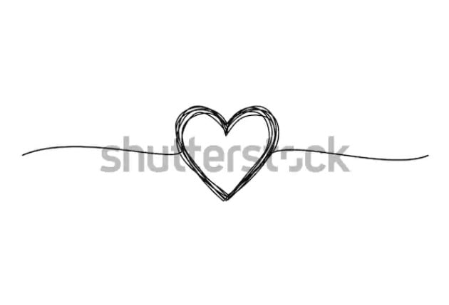 By-str33t-cat - 36+ Lovely Free Heart Vector Images From Shutterstock [year]
