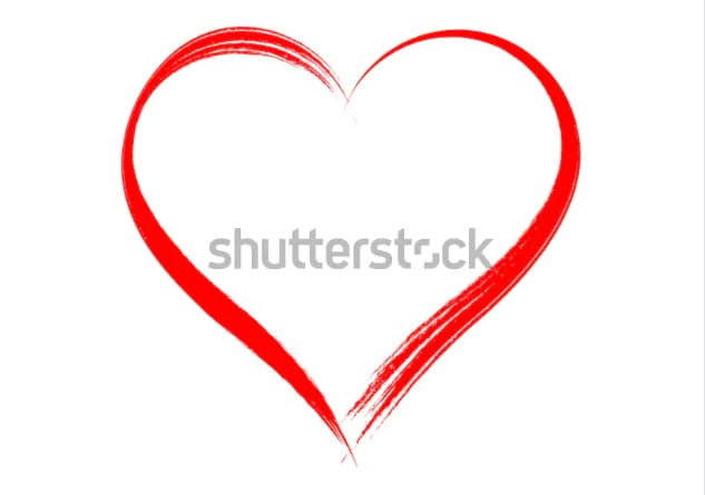 By-viphotos - 36+ Lovely Free Heart Vector Images From Shutterstock [year]