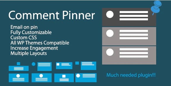 Comment-Pinner - 35+ Top WordPress Comment Plugins [year]