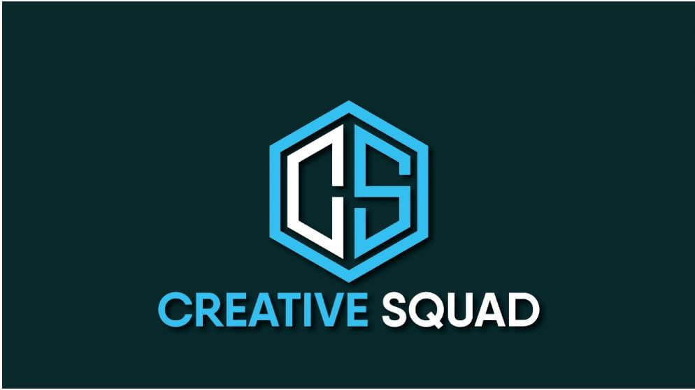 Creative-Squad - 35+ Top Rated Logo Design Fiverr Gigs [year]