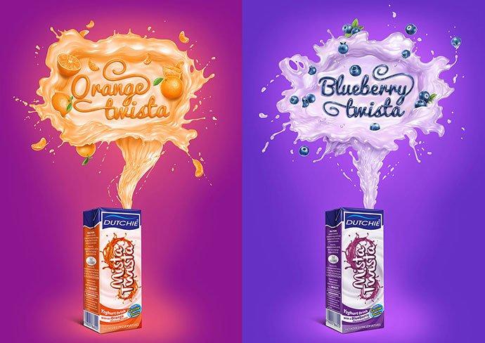 Dutchie - 53+ Impressive BEST Free Food & Drink Designs [year]