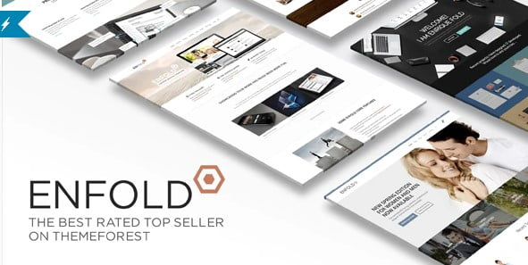 Enfold - 33+ Creative WordPress Themes With About Me Page [year]