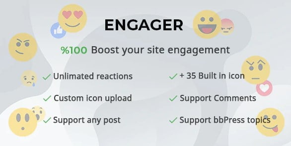 Engager-1 - 35+ Top WordPress Comment Plugins [year]
