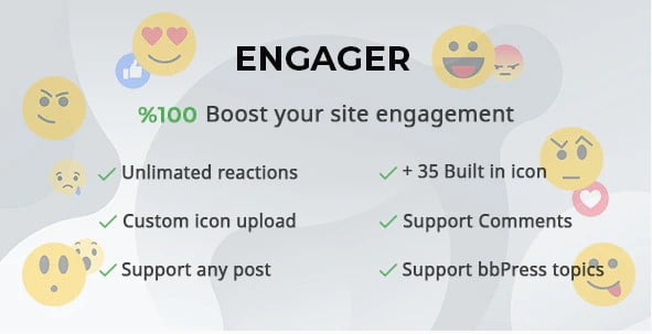 Engager - 35+ Top WordPress Comment Plugins [year]