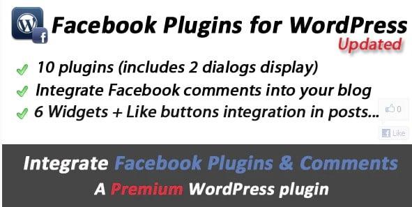 Facebook-Plugins - 35+ Top WordPress Comment Plugins [year]