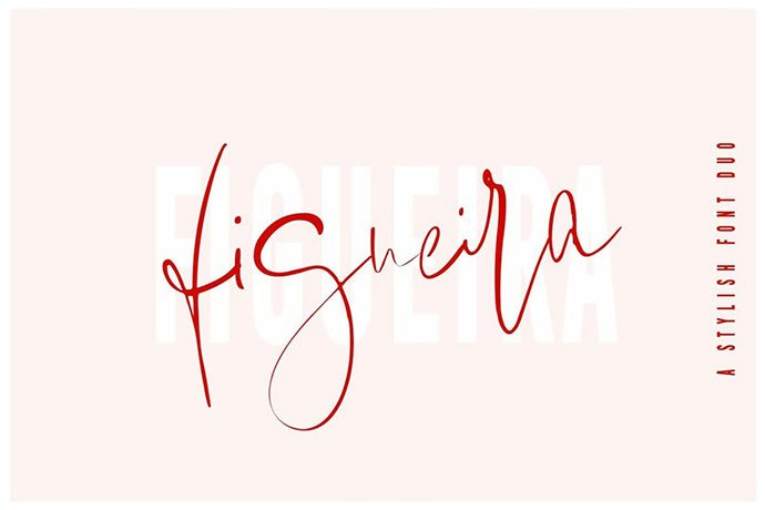 Figueira - 38+ Attractive Handwriting & Signature Fonts [year]