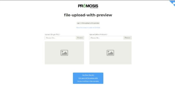 File-upload-with-preview - 33+ Important BEST Free File Upload Script Libraries [year]