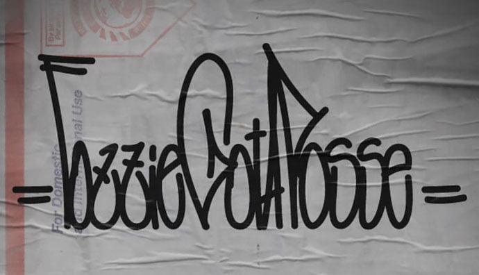 Fozzie - 38+ Lovely BEST Free Graffiti Web Fonts [year]