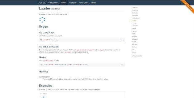 Fuel-UX - 38+ Amazing 100% Free Bootstrap Web UI KIT [year]