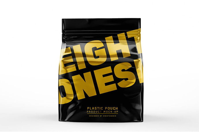 Glossy-Plastic-Bag-Mock - 38+ Nice PSD Mockups for Your Amazing Projects [year]